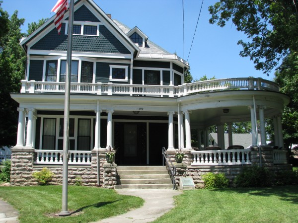 Warren G. Harding Home in Marion, Ohio