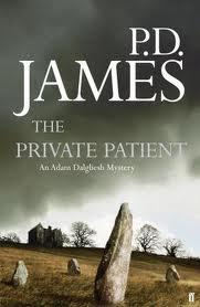 PD James The Private Patient