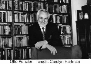 Otto Penzler Credit: Carolyn Hartman