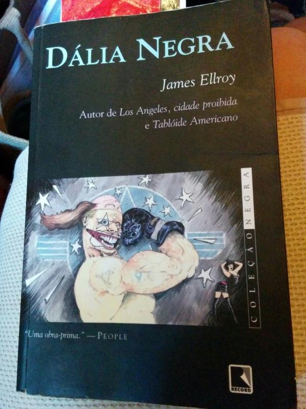 Black Dahlia Portugese
